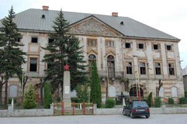 Coburgovský kaštieľ v Jelšave.