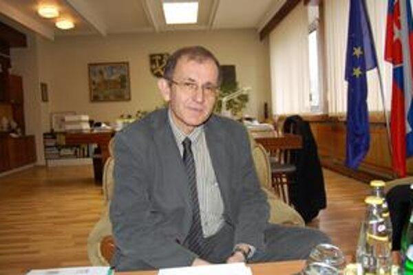 Primátor. Vladislav Laciak hovorí, že situácia je urgentná.