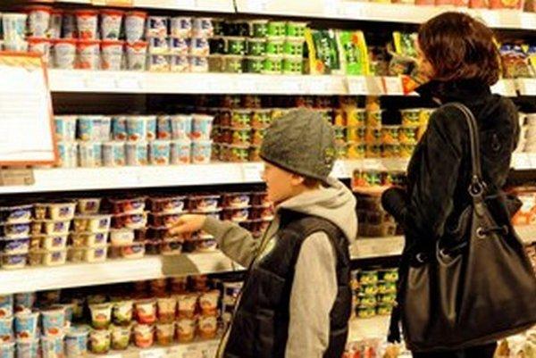 Slovenských výrobkov sa môže predávať menej.