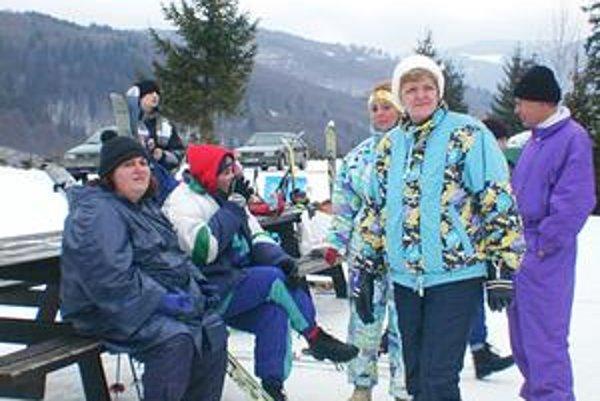Silvester na horách vyhľadávajú najmä tí, ktorí si chcú aj zalyžovať.