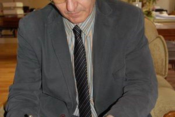 Primátor Vladislav Laciak.