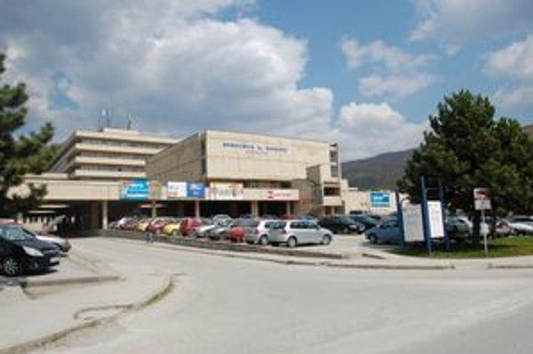 Nemocnica Sv. Barbory. Geriatrické a ortopedické oddelenie už zrušili.