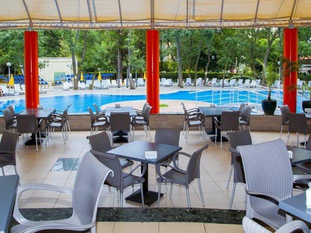 Hotel Kalina Garden(4*), Slnečné pobrežie