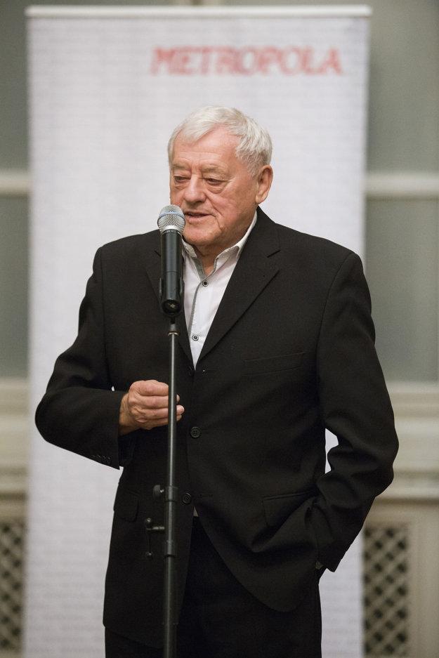 Jozef Golonka je legendou československého hokeja.