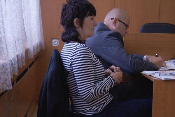 Marianna Meššová sa s nemocnicou súdi o 40-tisíc eur. V utorok vypočuli dvoch svedkov, dcéru a manžela žalobkyne