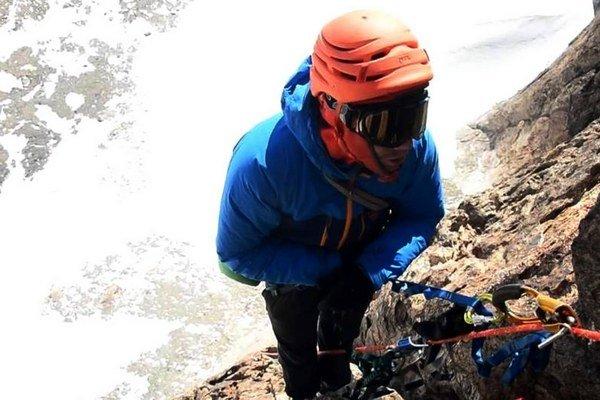 Neskrotná Antarktída. Mike Libecki na neobjavenom vrchole.