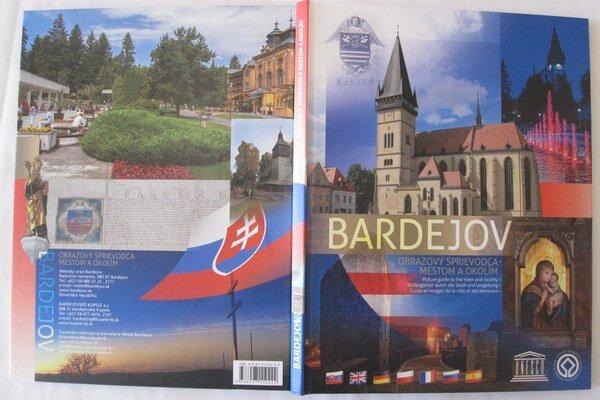 Ocenená publikácia o Bardejove.