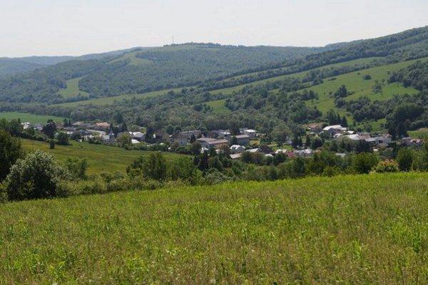Obec Bukovce.