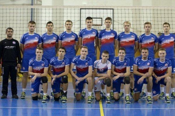 Juniori VK Slávia.