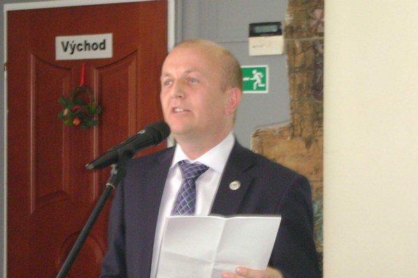 Ondrej Brendza. Bol jediným kandidátom na predsedu OOFZ.