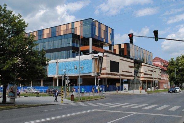 Práce by mali ukončiť v decembri 2016. Doteraz stála stavba Bartoša 12 miliónov eur.