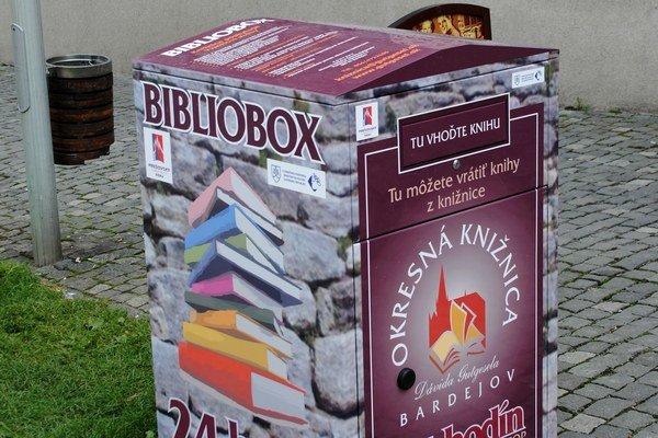 Bibliobox. Nová služba pre čitateľov.