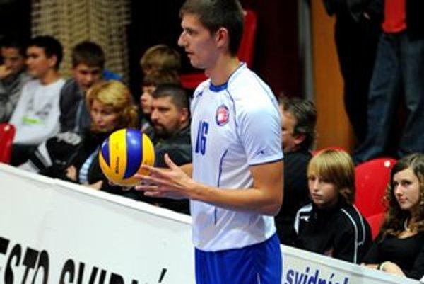 Blokár Slávie Radoslav Száraz.