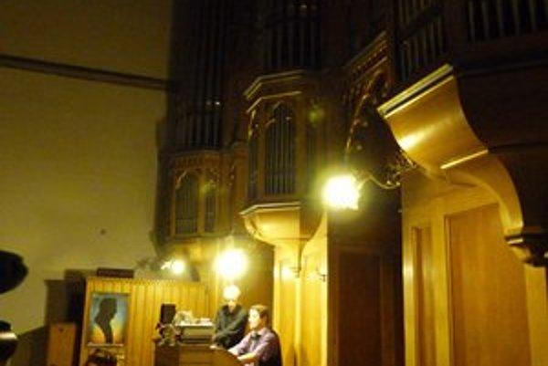 Organové dni. Na poslednom koncerte zahral Marek Štrbák.
