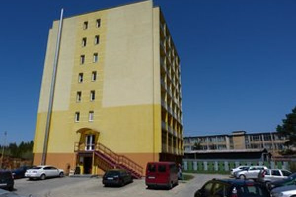 Posledné byty. Mestské nájomné byty svidnícka radnica získala naposledy rekonštrukciou bývalej ubytovne pre študentov pred siedmimi rokmi.