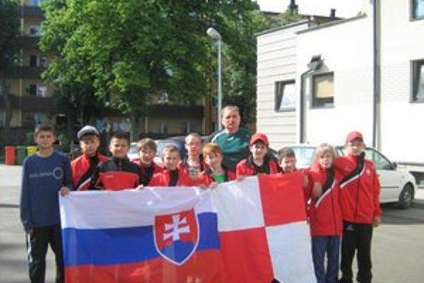 Nádeje Svidníka v Poľsku.