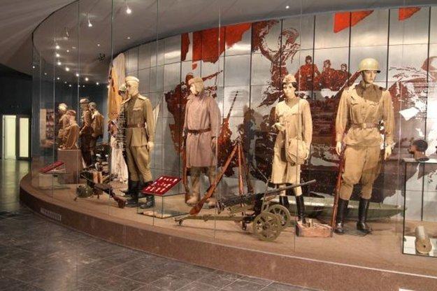 Vojenské historické múzeum Svidník