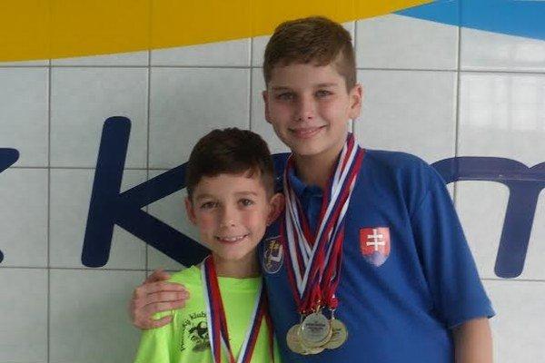 Bratia Verbovci doniesli domov 11 medailí.
