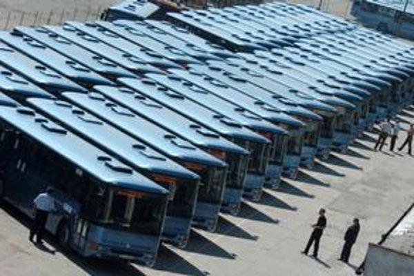 Keby sa autobusové spoločnosti predali, výnos z predaja by sa mohol investovať do vozidieI.
