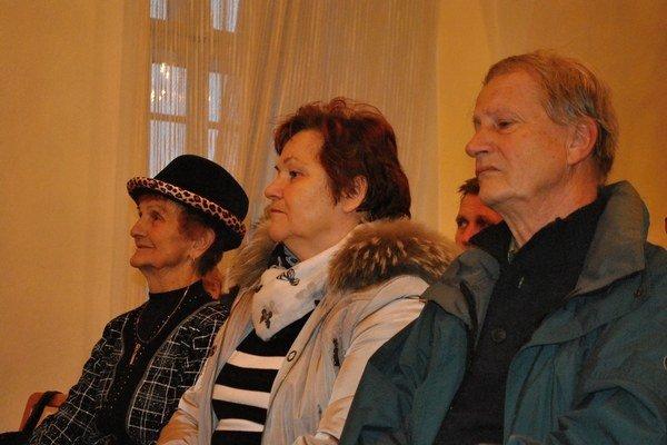 Na predstavenie Miznúceho sveta prišli aj tí, čo spomínali.