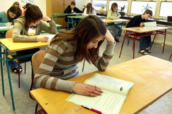 Deviataci absolvujú testovanie tento školský rok až v polovici apríla.