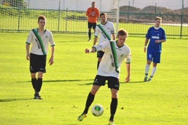 Bánovce – FC Baník Horná Nitra.