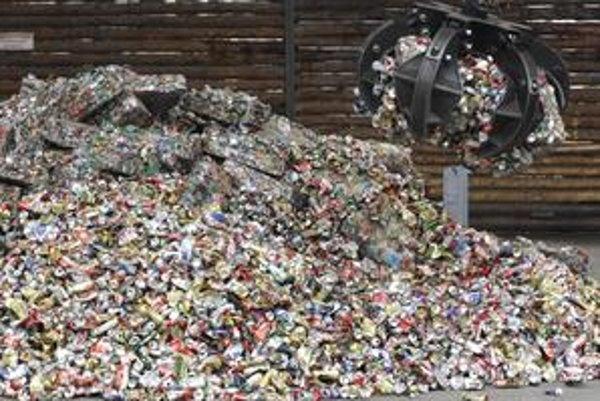 Európska komisia vyčíta Slovensku, že nepodporuje dostatočne recykláciu.