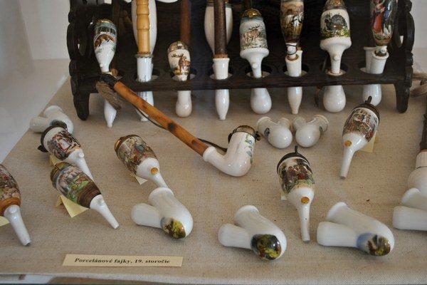 Výstava vmúzeu.