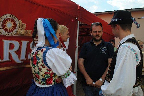 Rodený Sninčan. Hudobný festival odmoderoval s chuťou.