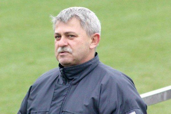 Marián Tkáč je hlavným organizátorom humenskej futsalovej súťaže.