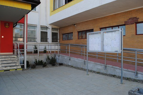 Bezbariérový vstup. Mesto stál viac ako 14-tisíc eur.