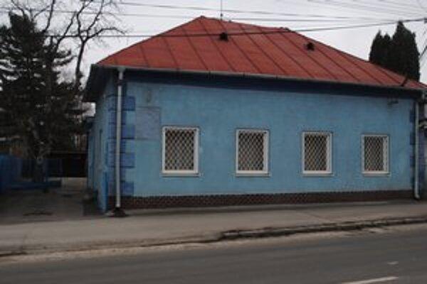 Budova bývalej mestskej polície je na predaj.
