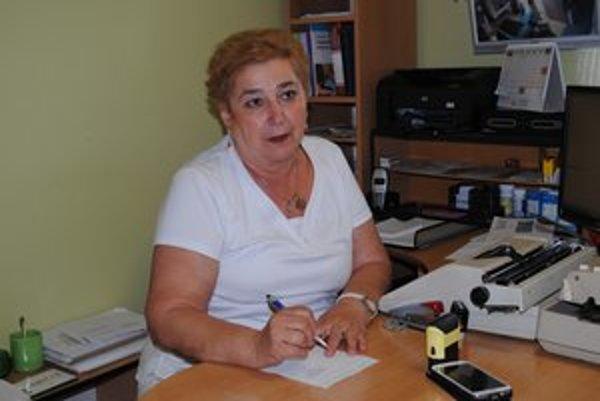 Lekárka Biserka Kupčová miluje svoju prácu.