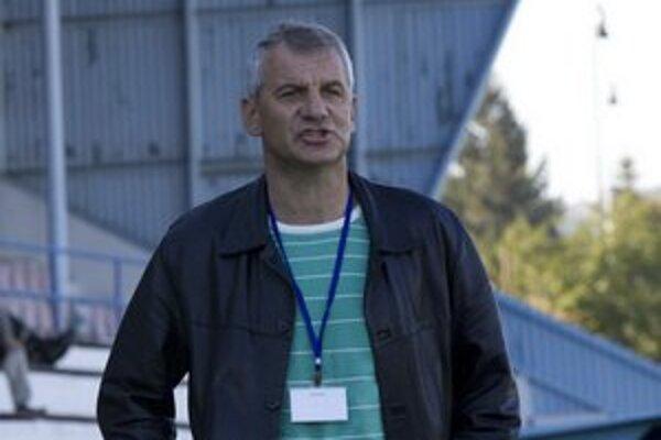 Jozef Valkučák. Humenský kouč zverencov chválil.