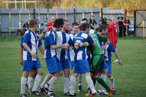 """Modranská radosť. Šanca """"bocanov"""" na prvú pohárovú trofej."""