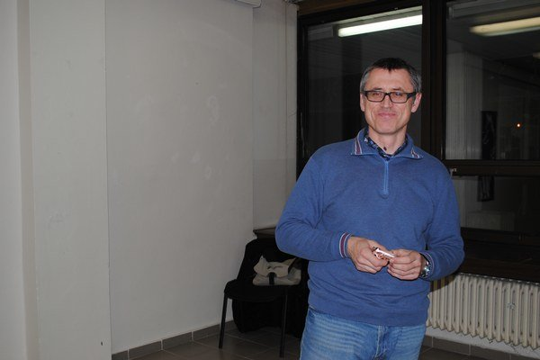 Ján Ducár. Jaskyniar z Prešova.