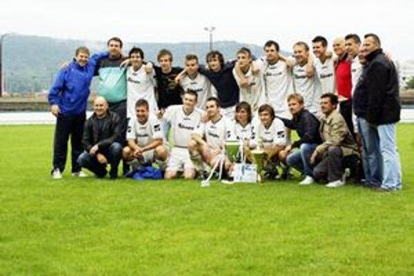 Šiesty víťaz. Pred rokom sa tešili z trofeje Beľania.