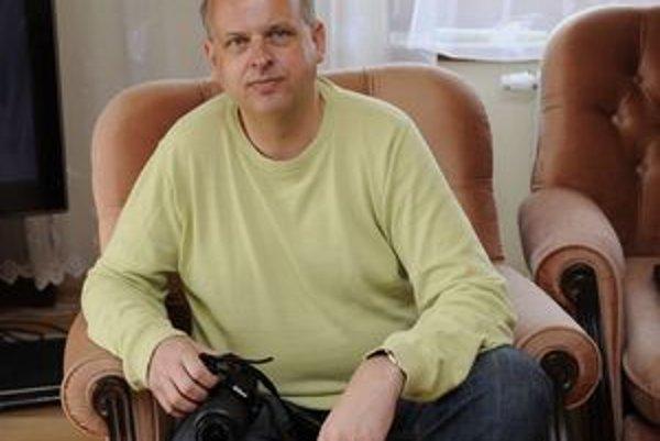 Tomáš Leňo. Z Balkánu má najradšej Srbsko a Čiernu Horu.