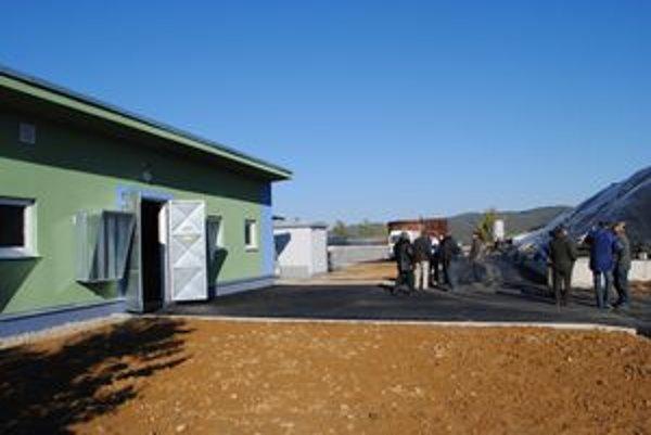 V regióne Zemplína má spustiť prevádzku päť nových bioplynových staníc. Technológiu v Belej dodala česká firma.