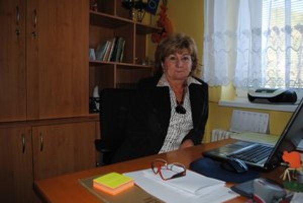 riaditeľka DeD Snina Anna Fariničová.