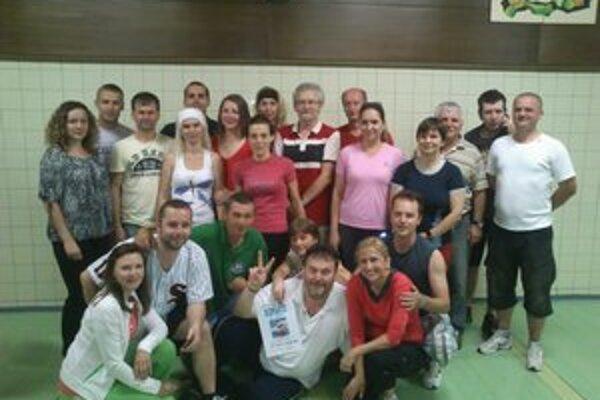 Učiteľský volejbal. Konal sa už 25. ročník pedagogických majstrovstiev.