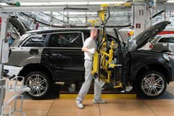 Vývoj v Nemecku ukáže, ako sa bude dariť aj našim automobilkám.
