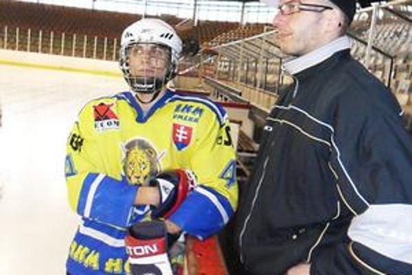 Štefan Pollák. Sezóna seniorov ho neuspokojila.