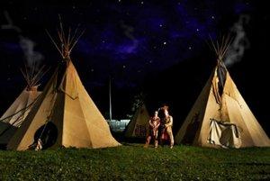 Na festivale COUNTRYFEST budete mať možnosť zažiť pravú indiánsku romantiku.
