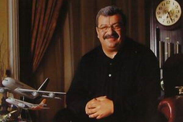 Mikhail Bagdasarov.