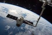 Donáška od SpaceX na ISS