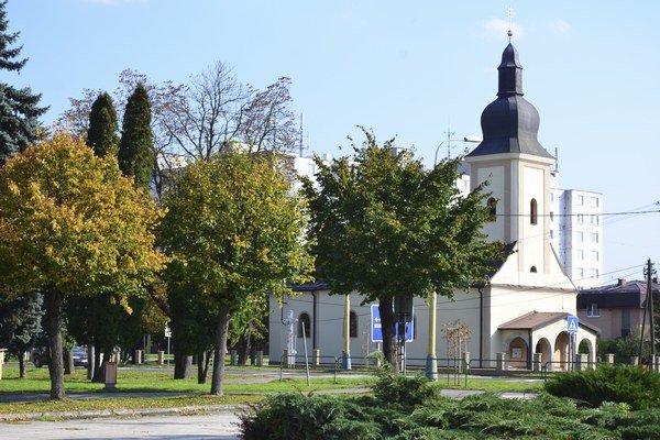 Gréckokatolícky chrám  Nanebovstúpenia Pána. Bol postavený po roku 1821.