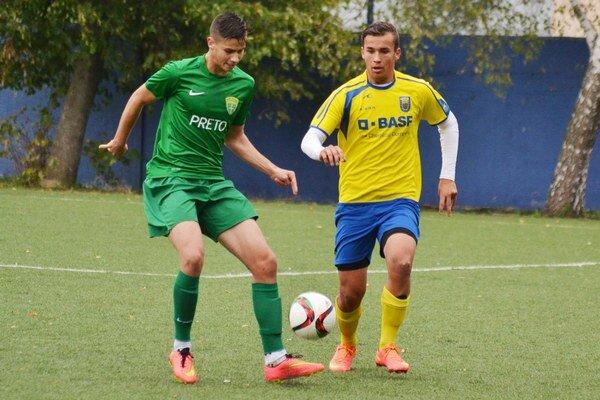 Remizovali so Žilinou. Starší dorastenci MFK Zemplín prehrávali už o dva góly.