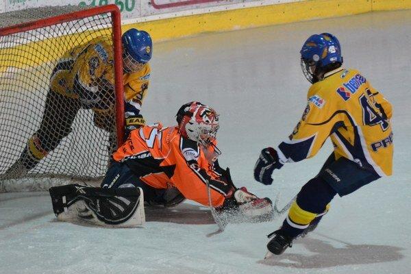 Malí hokejisti budú vakcii na Veľkú noc. Na turnaji vMichalovciach sa predstaví osem tímov.