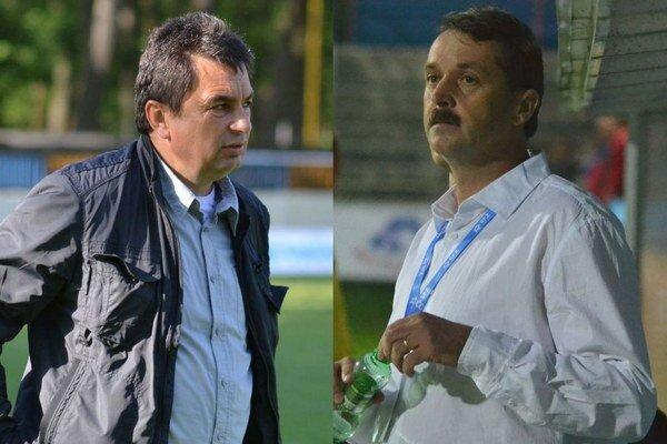 Vladimír Rusnák vs. František Šturma. Kto z nich bude po zápase spokojnejší?